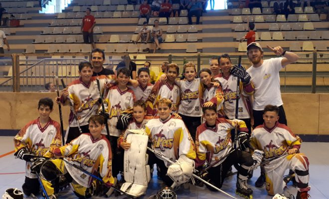 tournoi hockey marseille